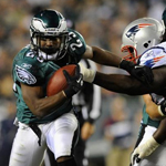 Philadelphia Eagles at New England Patriots